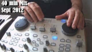 dj ben foster 40 min mix sept 2012