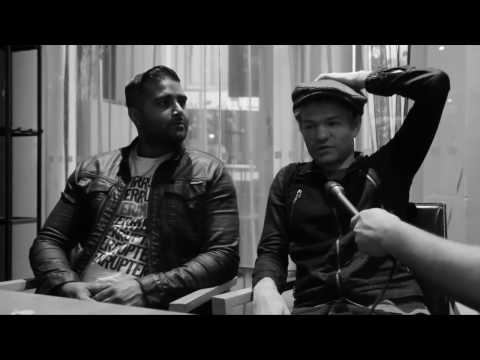 SUM 41 Interview with Deryck Whibley / Dave Baksh @ Tavastia, Helsinki 17.3.2017