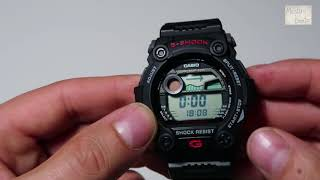 Despachetare si setare Casio G-SHOCK 7900-1ER