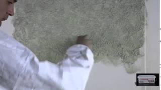Декоративная штукатурка стен с вкраплением белых частиц Купить штукатурку и венецианская покрытия(Заказать работы или купить штукатурку по Декоративной штукатурке стен с вкраплением белых частиц. Coraline..., 2015-07-23T15:39:50.000Z)