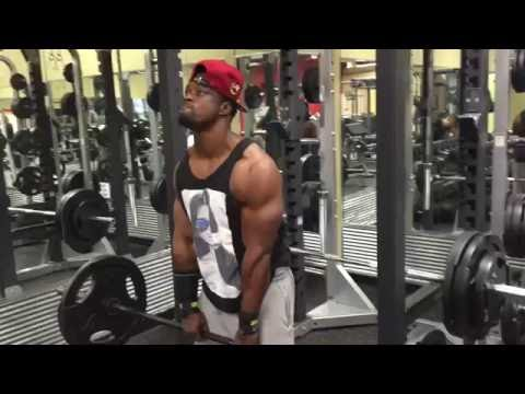 How to do Shoulder shrugs for bulk