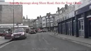 Download lagu Isle of Purbeck Corfe Castle Swanage Dorset England MP3