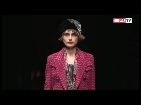 Giorgio Armani Celebró 40 Años De Su Firma Con La Colección Pre- Otoño 2020 | ¡HOLA! TV