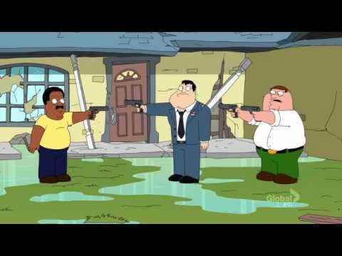 Family Guy And American Dad Comparison When american d...