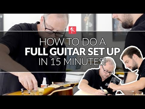 how-to-do-a-full-guitar-set-up-in-15-minutes---guitar-maintenance-lesson