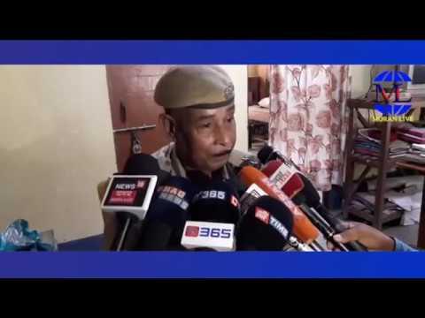 Moran Live- দীপাৱলীৰ উলাহৰ মাজতে মৰাণত হত্যাকাণ্ড