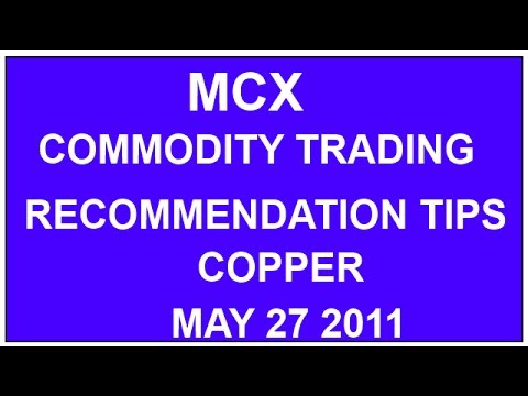 Mcx copper trading strategy