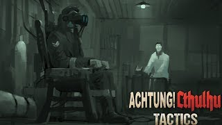 Silent Storm Meets Occult WW2! - Achtung Cthulhu Tactics Gameplay Impressions