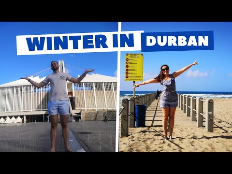 WINTER in DURBAN?! // Episode 7 // South African Youtubers