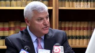 Suffolk County District Attorney Dan Conley steps down after 16 years