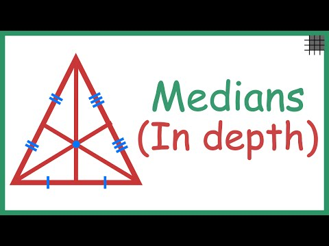 What are Medians? (In depth)