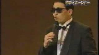 コージー冨田、原口あきまさによるものまねショー.