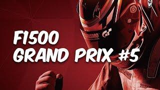 Gran Turismo™ SPORT - F1500 Grand Prix #5