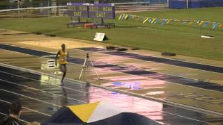 2013 ncaa track and field regional finish by paul katam of uncg