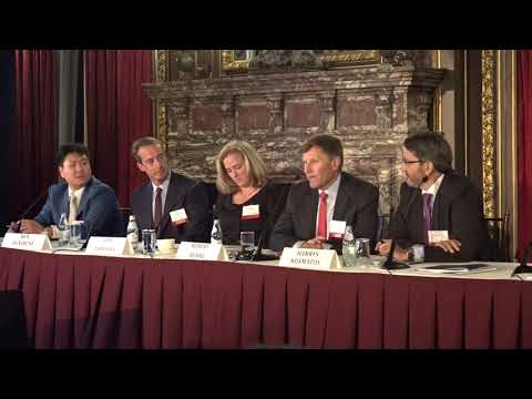 2017 9th Annual New York Maritime Forum - Crude Oil Sector