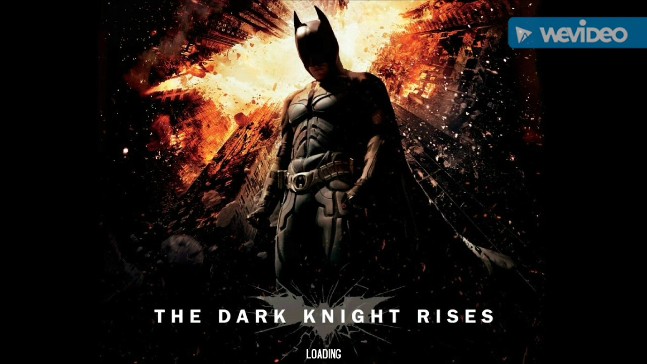 TDKR mod apk for lollipop and Marshmallow  #Smartphone #Android