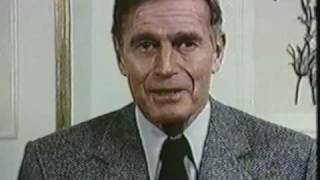 The Flavius Factor: Declassified Charlton Heston Government Film