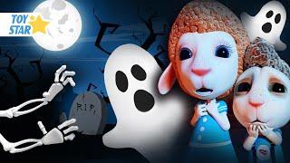 Долли и Друзья Зомби Привидение и Весёлые Игры в Прятки Детские Песни и Добрые Страшилки 180