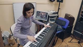 Уроки фортепиано в липецкой Школе Рока. Лунная соната. Алевтина