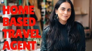 How to Work From Home as a Travel Agent