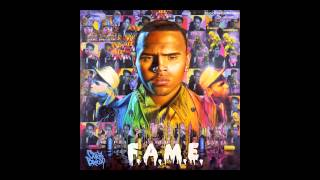 shoud ve kissed you chris brown f a m e deluxe