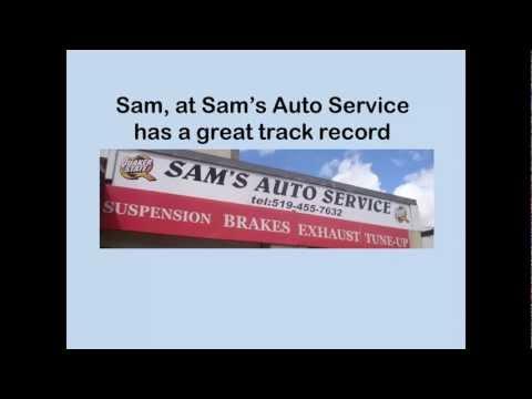Car Repairs for good prices London Ontario