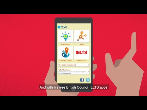 Practice For Your IELTS Test With Free Apps From The British Council