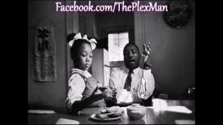 "Dr. MLK speaks to his daughter about Racism ""Fun Town"""