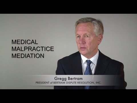 Mediation & Arbitration in Medical Malpractice