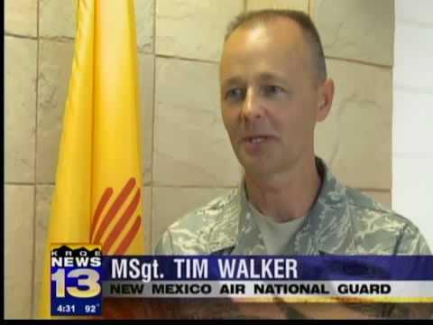 NM Air Guard recruits on waiting list