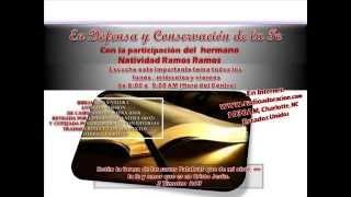 Iglesia El Camino de la Fe; 26/08/15 - Transmisión a Radio Adoración en Charlotte, N.C.