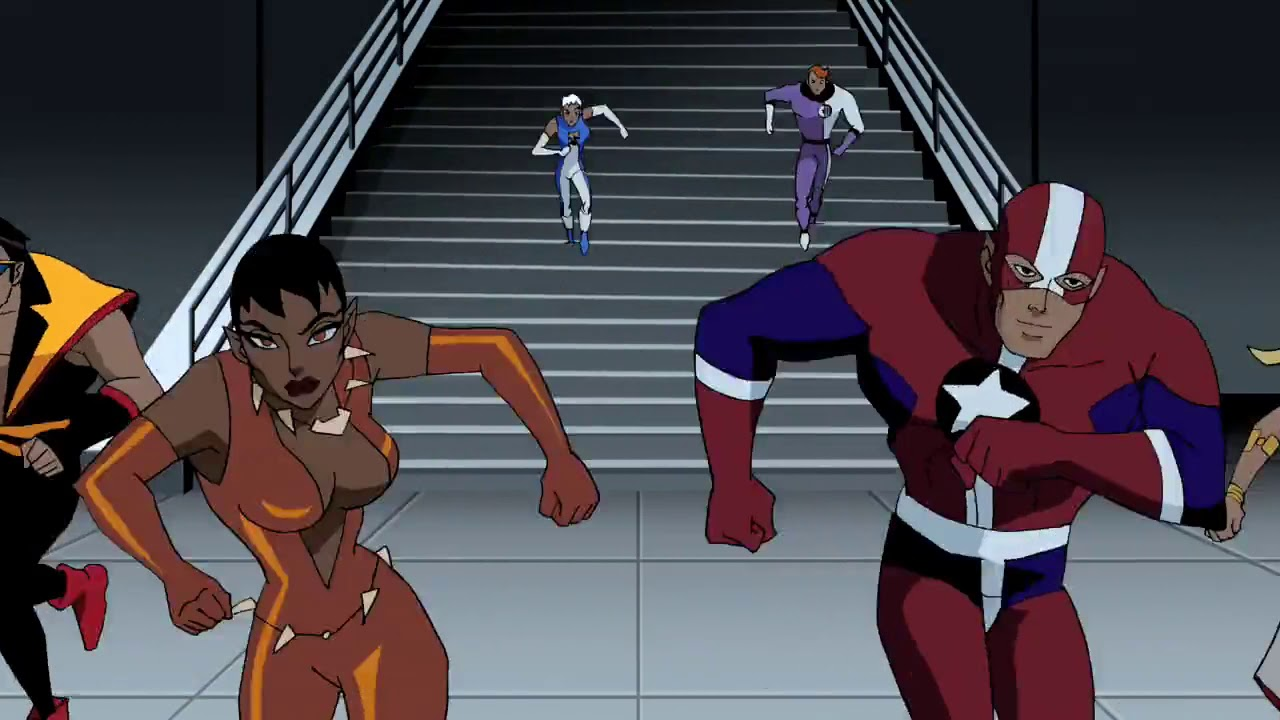 Justice League Unlimited - Ending - YouTube