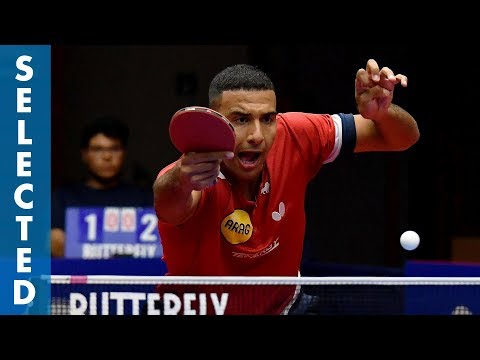 Omar Assar vs Ruwen Filus (TTBL Selected)