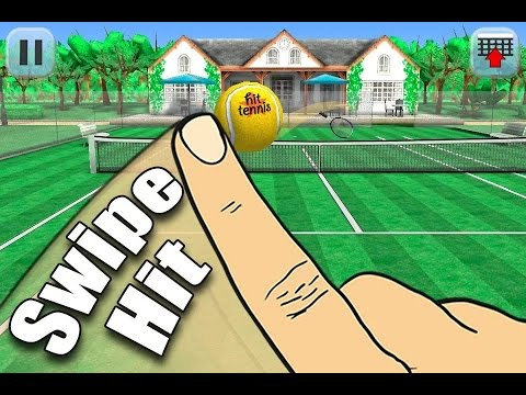Hit Tennis 3 - Gameplay IOS & Android