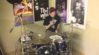 Drum Beats With 32nd Notes -  & Drum/Voice Mic Test! #99