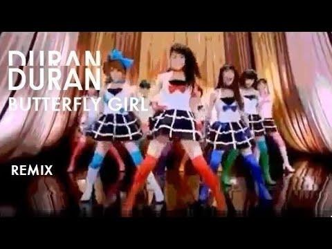 Смотреть клип Duran Duran - Butterfly Girl