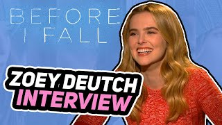 Zoey Deutch biography