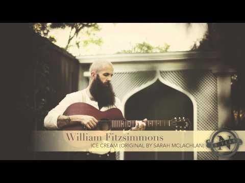 William Fitzsimmons - Ice Cream (Sarah McLachlan cover) Nettwerk 30th