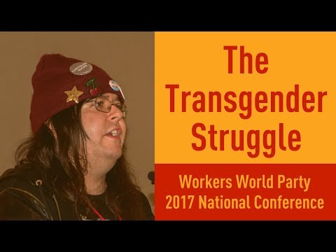 Devin Cole, Member, Workers World Party