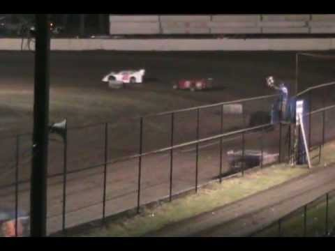 Late Models - Feature - Cowtown - June 30, 2012