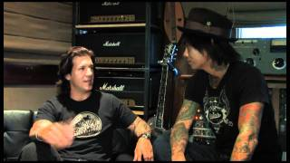 Keith & Stevie D of Buckcherry chat about Marshall 1