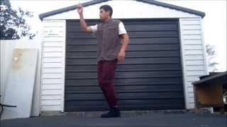 Gerard Naea CHOREOGRAPHY || how many drinks || Miguel