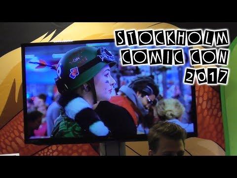 Stockholm Comic Con 2017