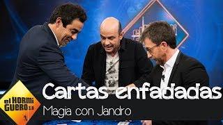 Pablo Chiapella, sorprendido con el mágico problema de Jandro - El Hormiguero 3.0