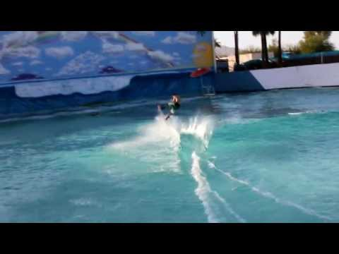 Huge AIR  Surfing Competition Tempe Arizona