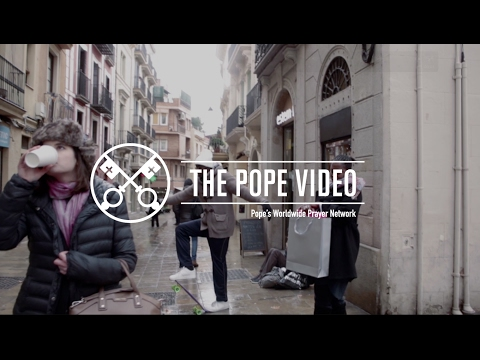The Pope Video 02-2017 – Welcome the needy – February 2017