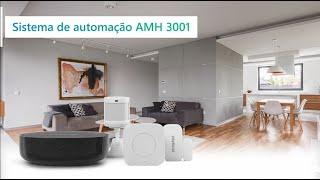 Sistema de automação residencial AMH 3001