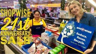 Best Deals: Shopwise 21st Anniversary Sale Makati Metro Manila