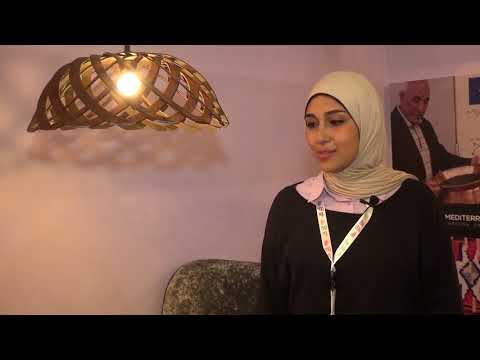 Interview with Mai Eshmawy - Creative Mediterranean Egypt HD