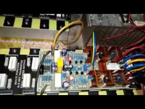 test power JNK mid high dgn suara kendang/ketipung nyesss joss